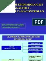 Epi 10 - Gli Studi Caso-controllo - CT