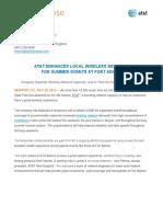 Fort Adams RI Network Enhancement Release 072213