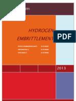 Paper Hydrogen