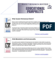 Family Research Institute - Educational Pamphlets