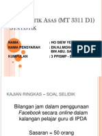 Matematik Asas (MT 3311 D1)