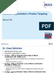 Customer Segmentation x Product Targeting 2013