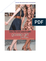Gossip Girl All I Want Is Everything Pdf
