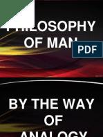 Philosophy of Man