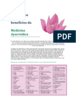 Beneficios Da Medicina Ayurvetica