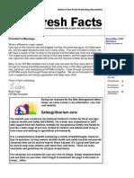 Fresh Facts Aprii 2013