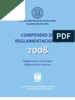 COMPENDIO-REGLAMENTOS-2008-FAC.-FILOSOFÍA