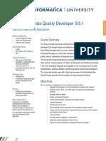 IDQ951 Developer DS