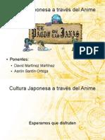 Cultura Japonesa a Través del Anime