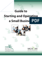 2011 Guide Starting Operating Small Business