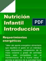 Nutrición-Infantil