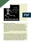 The Book of Bonecrker