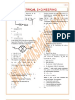 Civil Service - Electrical Engineering Prelims 1998-2007