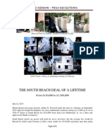 South Beach Deal of a Lifetime