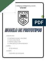 Modelo de Prototipos (Presentacion)