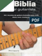 Biblia Guitarrista Lite
