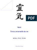 Strübin Barbara Chinta - Reiki Force universelle de vie