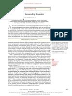 Bordeline Personality Disorder