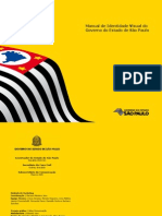 Manual_de_identidade_visual GOVERNO DO ESTADO Sp