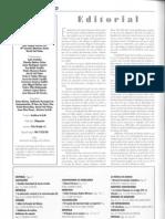 Editorial y sumario Nº 19 (marzo 2006)