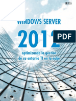 Server 2012 Optimizando La Gestion