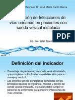 Prevencion de Infecciones en Pacientes Con Sonda Foley
