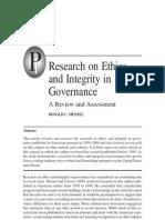 2 Ethics in Governance