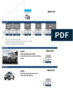 Información de precios - Volkswagen Julio 2013