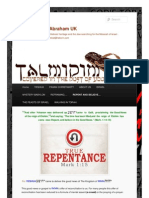 Theseedofabrahamuk Com Repent and Believe