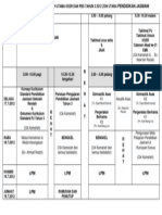 Jadual Kursus Induksi Jurulatih Utama Kebangsaan Kssr Dan Pbs Tahun 3 2012