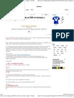 Como extraer imagen de un PDF en formato y tamaño original - Taringa!