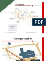 Pipeline Gas Explosion in Belgium