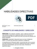 Unidad i Habilidades Directivas