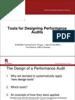 NORWAY- Audit Design Matrix
