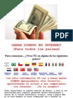 Ganar Dinero Por Internet Sin Invertir