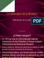 Lectura 21. Los Principios de La Bioetica