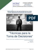 SILABUS CURSO TOMA DE DECISIONES SOBRE EL CLIENTE