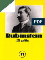11 - Campeones de Ajedrez - Rubinstein