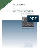 Manual sc