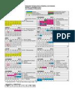 CP - Calendario 2012-2013