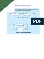 Interconexion Sistemas Lineales