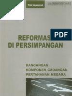 Reformasi Di Persimpangan (Militer) - Tim Imparsial (2008)