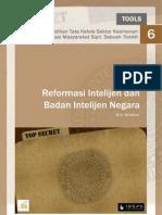 Reformasi Intelijen Dan Badan Intelijen Negara - Ali Abdullah Wibisono (2009)
