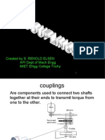 Coupling - A breif Study