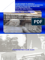 Presentacion de Patrimonio2 Mgs.