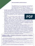 CASOS PRÁTICOS DE DIREITO CONSTITUCIONAL II