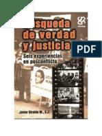 Giraldo, Javier-Busqueda de Verdad y Justicia