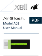Air Stash Manual A02 User Manual 1v1 Final