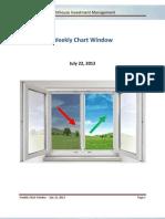Lighthouse Weekly Chart Window - 2013-07-22