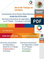 NOM-30-STPS-2009
